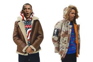 World leaders photoshopped into streetwear