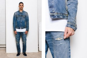 Clothsurgeon denim collection lookbook