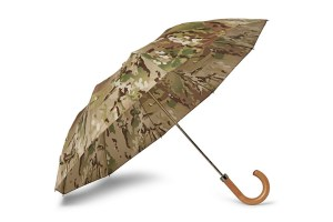 London Undercover camouflage collapsable umbrella