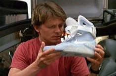 Tinker Hatfield has spoken about the Nike MAG with Power Laces for 2015