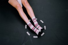 Stance Socks Holiday '14 collection shot by Sara Sani