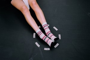Stance Socks Holiday '14 collection shot by Sara Sani