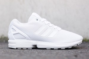 adidas Originals ZX Flux 'Triple White'