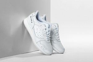 asics Gel Lyte III 'Pure' (Triple White)