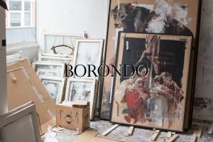 Interview: Borondo on his 'Animal' exhibition, street art and gentrification