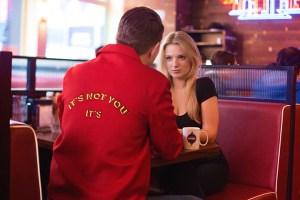 ME London 'The Break Up' jacket