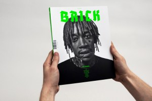 Introducing: BRICK, the magazine breathing new life into Hip-Hop