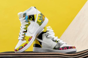 De La Soul x Nike SB Dunk Hi