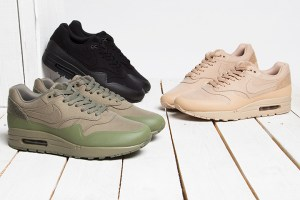 Competition: Win all 3 Nike Air Max 1 V SP Tier Zero 'Patch Pack'