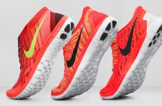 Nike Free 2015 collection