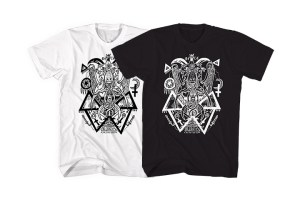 Rebel Yüth x Black Scale 'Devils Rebirth' tee