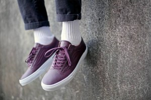 Vans Old Skool premium leather pack