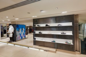 adidas open store in Harvey Nichols