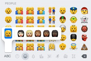 "Apple introduces new ""diverse"" emojis"