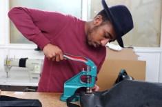 Jocks&Nerds & Shinola present Craft Pop-up Series no.1: Nigel Ruwende