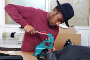 Jocks&Nerds & Shinola present Craft Pop-up Series no.1: Nigel Ruwende