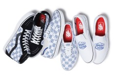 Supreme x White Castle x Vans collection