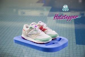 Footpatrol x Reebok Classic Ventilator 25th anniversary 'Hotstepper'