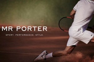 MR PORTER launches sports store MR PORTER SPORT