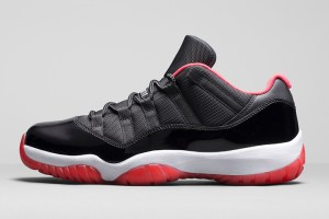 Nike Air Jordan 11 Retro Low 'Bred' (UK release info)
