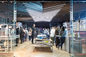 Recap: Nike launch the Sneakers Cube at NikeTown London