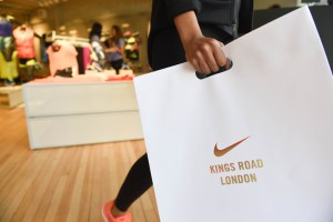 Nike open first ever women's only store in Europe in London
