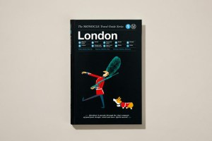 Monocle release travel guides for London & New York