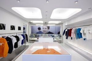 Take a look inside the new a number of names* London store