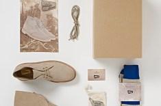 Clarks Originals Desert Boot 'Made In England' 65th anniversary edition