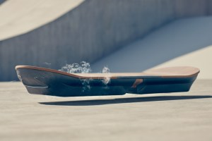 Lexus just announced SLIDE, an actual hoverboard