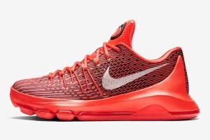 Nike KD8 'V-8′