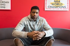 Interview: Rudy Gay talks about being on the transfer block and collecting sneakers