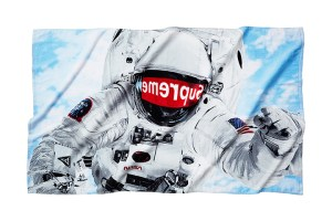 Supreme 'Astronaut' beach towel