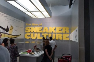 Recap: 'The Rise of Sneaker Culture' exhibition at Brooklyn Museum