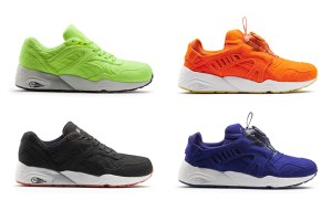 PUMA R698 & Disc Blaze 'Bright Pack'
