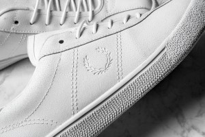 Fred Perry launch 'Exhibition' premium footwear