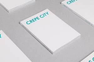Take a look inside CREPE CITY Magazine issue 01