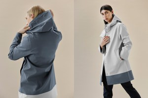 Ouur Collection x Stutterheim Stockholm jacket