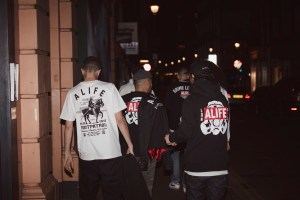 Footpatrol x ALIFE capsule collection