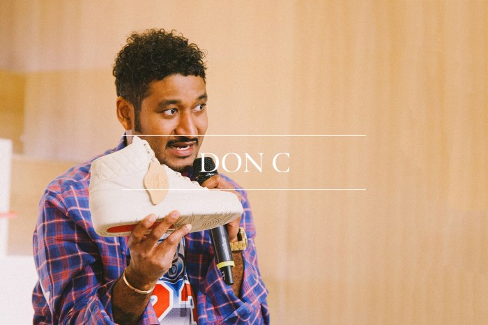 INTERVIEW: Don C on the Just Don x Jordan II, sneaker reselling, and why no one will be as good as Michael Jordan