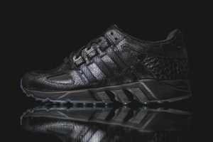 Pusha T x adidas Originals EQT Running Guidance '93 (Black)