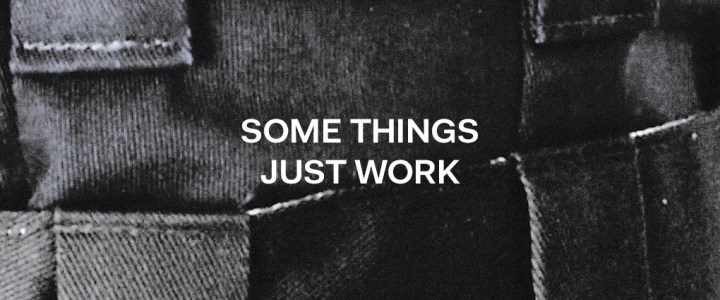 'Some Things Just Work' by Andre Titcombe & Charlotte Graham-Moss