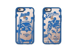 Casetify x colette x DC Originals Batman & Superman Apple accessories