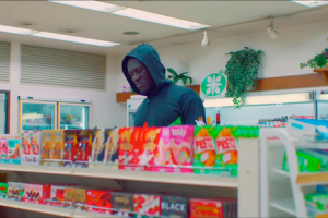 VIDEO: Stormzy flies to Tokyo to meet Nigo