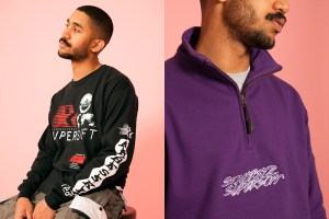 ST. MORITZ SUPERSOFT debut their first lookbook