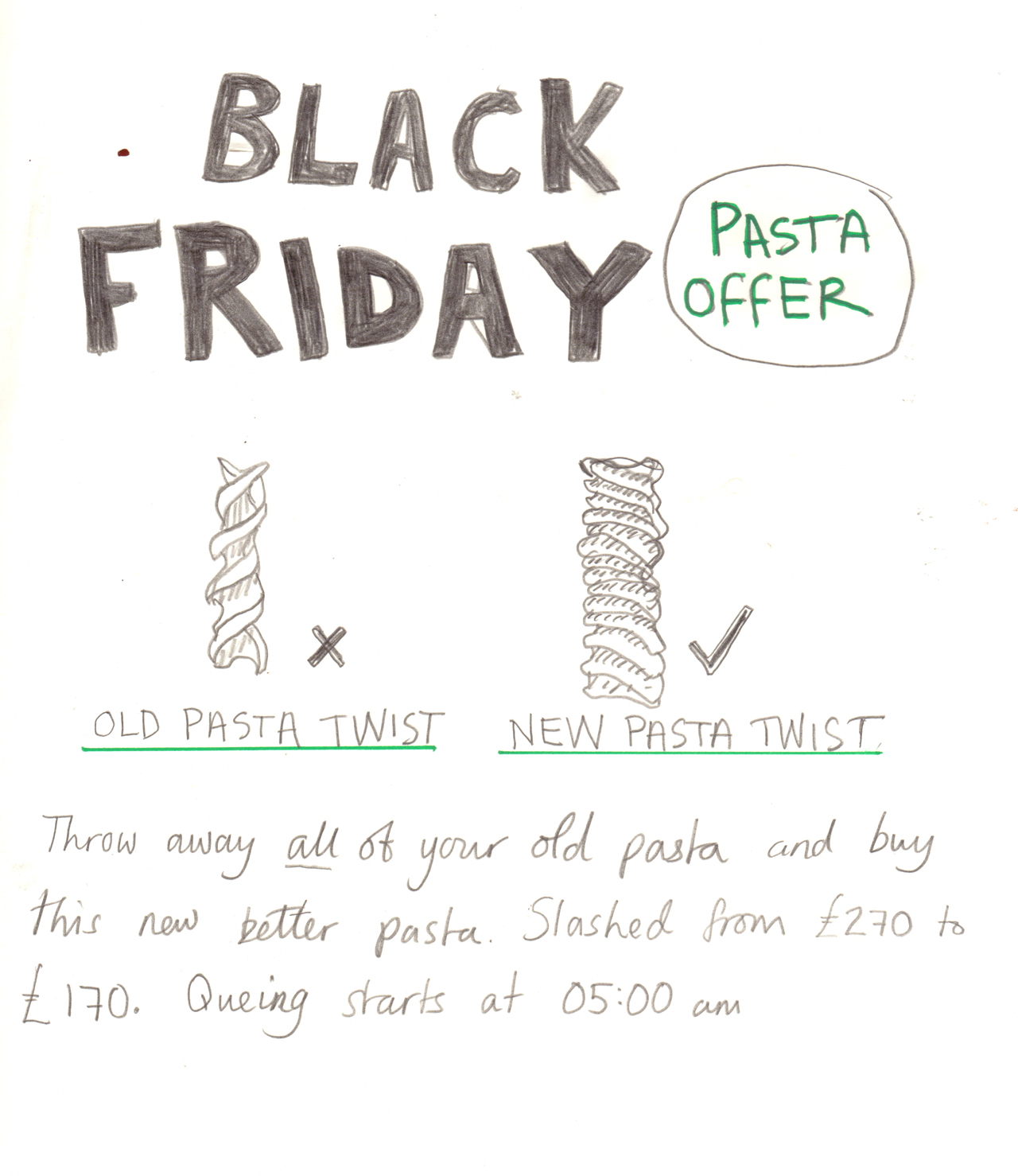 Black Friday For All Those Things We Don T Need Now The Daily Think
