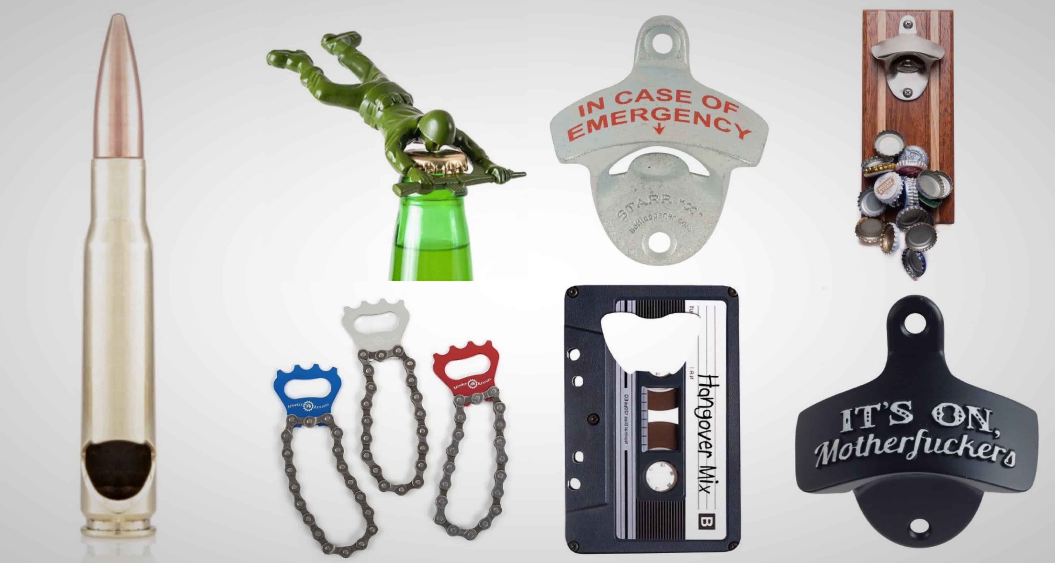 Best Bottle Opener 30 Coolest Bottle Openers For Every Home Bar The Daily Want