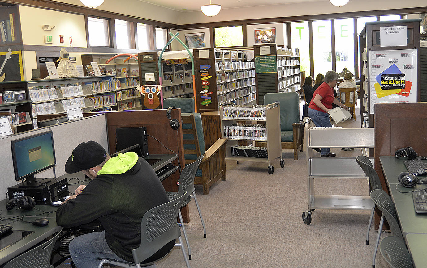 Daily Globo Hoquiam Library To Get A Major Makeover The Daily World