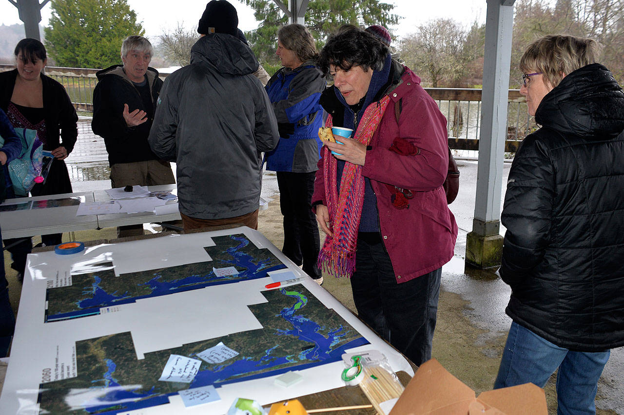 Daily Globo King Tides Viewing Party Showcases Dangers Of Sea Level