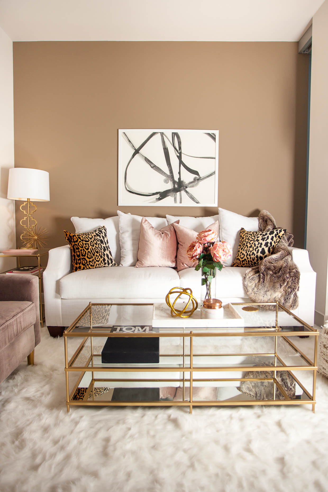 Design Rooms Online Le Living Room With Laurel Wolf The Darling Detail